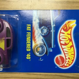 Hot Wheels Fat Fendered '40 Purple 216 4315.