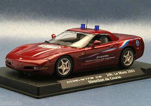 Fly A582 88072 Corvette C5 Le Mans 2003. 1/32 Slot Car.