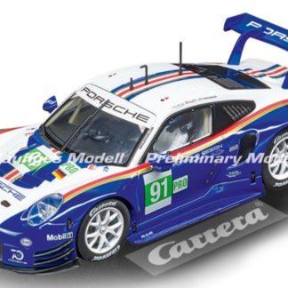 A Pre-Order Carrera D124 23885 Porsche 911 RSR #91 1/24 Scale.
