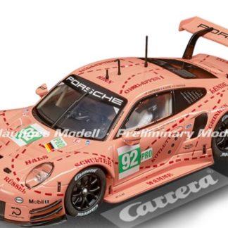 A Pre-Order Carrera D124 23886 Porsche 911 RSR Pink Pig #92 1/24 Scale.