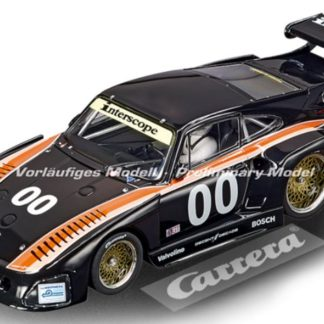 Carrera D132 30899 Porsche Kremer 935 #00 1/32 Slot Car.