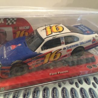SCX Digital 64120 Ford Fusion Biffle 1/32 Slot Car. VERY RARE NEW