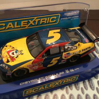 Scalextric C2892 Chevrolet Impala Mears 1/32 Slot Car. NEW