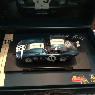 Monogram Revell 85-4860 Shelby Cobra Daytona Coupe Sebring Limited NEW.