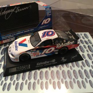 Scalextric C2375 Valvoline #10 Pontiac Grand Prix 1/32 Slot Car. NEW
