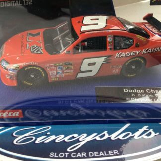 Carrera Digital 30500 Nascar Chevrolet Impala Kasey Kahne #9 1/32 Slot Car.