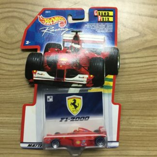 Hot Wheels 2000 Ferrari F1 Grand Prix .
