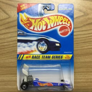 Hot Wheels Race Team Series Dragster.