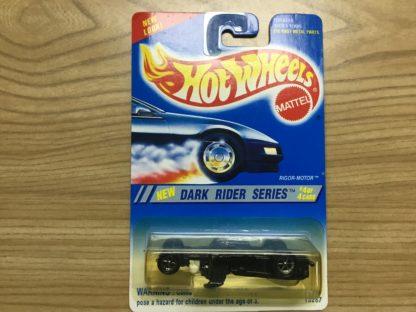 Hot Wheels Dark Rider Series Rigor Motor Error.