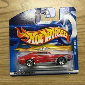 Hot Wheels Mustangs 1968 #126.
