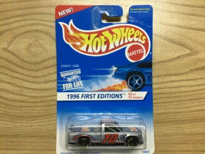 Hot Wheels 1996 First Editions Chevy 1500.