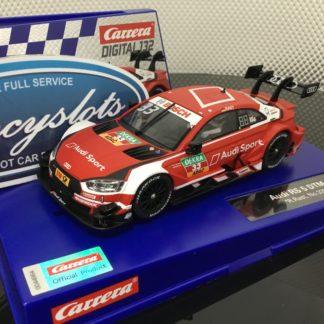 Carrera D132 30879 Audi RS 5 DTM Racing #33 1/32 Slot Car.