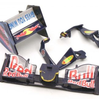 Carrera 89617 Formula 1 Red Bull RB5 27324 30517.