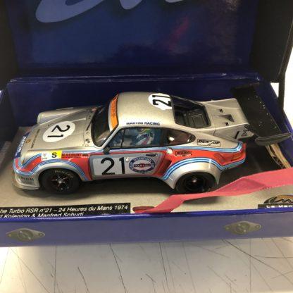 Le Mans Miniatures 132042EVO/21 Porsche Turbo RSR #21 Le Mans Schurti 1974.