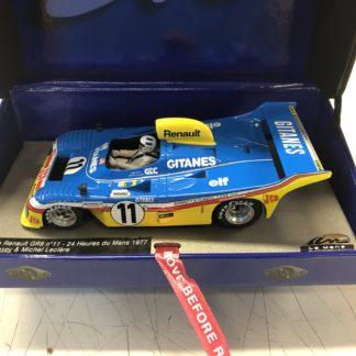 Le Mans Miniatures 132073/11 Mirage Renault GR8 #11 Le Mans 1977.