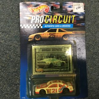 Hot Wheels Pro Circuit Morgan Shepherd Nascar. Box 3