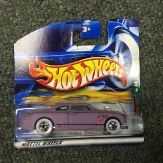 Hot Wheels European Card Shoe Box. Box 4