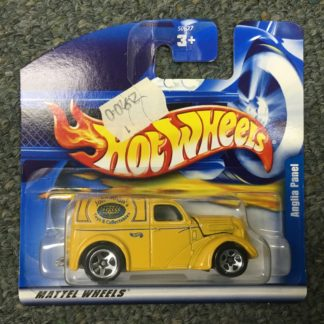 Hot Wheels European Card Anglia Panel. Box 4