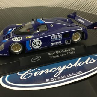 Slot.it CA28f Nissan R89C Courage Group C 1990 1/32 Slot Car.