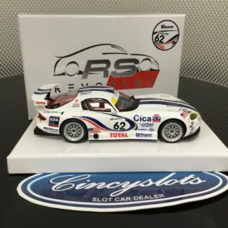RevoSlot RS0035 Dodge Viper #62 Cica 1/32 Slot Car.