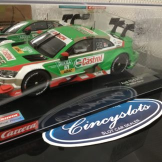 Carrera D124 23884 Audi RS 5 DTM Mueller #51 Slot Car.