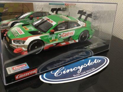 Carrera D124 23884 Audi RS 5 DTM Mueller #51 Slot Car.