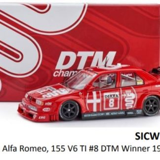 Slot.it CW22 Alfa Romeo 155 V6 #8 DTM 1993 1/32 Slot Car.
