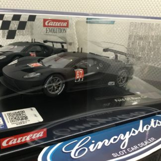 Carrera Evolution 27584 Ford GT #67 GT3 1/32 Slot Car.