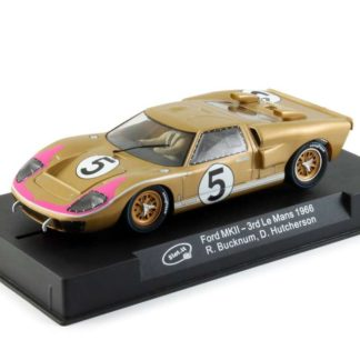 Slot.it CA20c Ford GT40 MKII '66 Le Mans #5. 1/32 Slot Car.