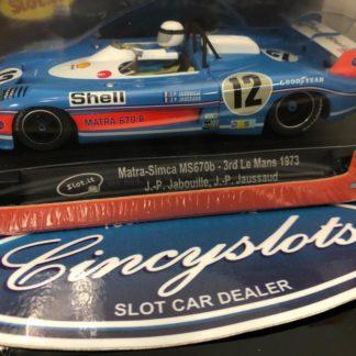 Slot.it Ca37b Matra Simca MS670b Slot Car.
