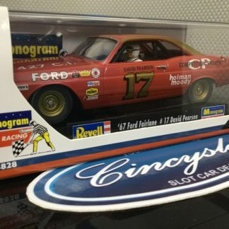 Monogram 85-4828 David Pearson Nascar NEW.
