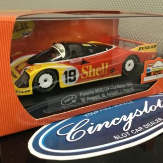 Slot.it Ca03g Porsche 962C Shell Andretti NEW.