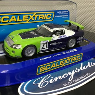 Scalextric C3018 Dodge Viper Lightly Used.