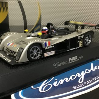 Scalextric C2340 Cadillac Northstar LMP. Lightly Used.