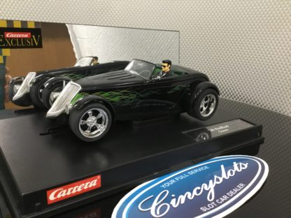 Carrera 20222 Exclusiv '34 Hot Rod Classic. Lightly Used.