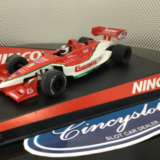 Ninco 50316 Kart Lola Ford Rahal, Lightly Used.