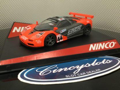 Ninco 50360 McLaren GTR Lack Lightly Used.
