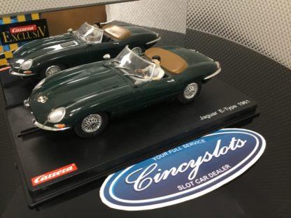Carrera 20485 Jaguar E-Type 1961 USED.