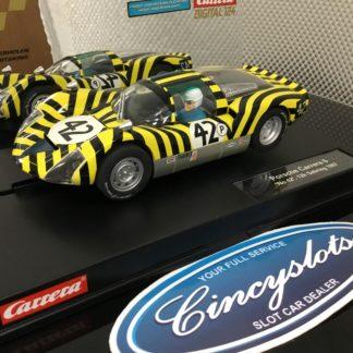 Carrera D124 23813 Porsche Carrera 6 USED.
