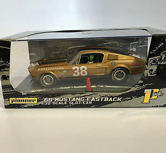 Pioneer P008 1968 Ford Mustang Fastback #38. Lightly Used.