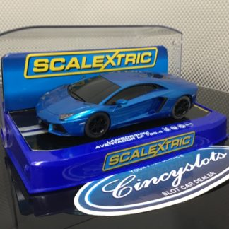 Scalextric C3264 Lamborghini Huracan. Lightly Used.