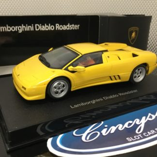 Autoart 13122 Lamborghini Diablo Roadster, Lightly Used.