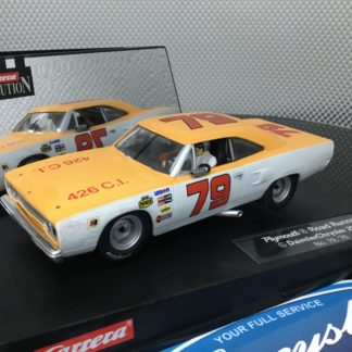 Carrera Evolution 25742 Plymouth Roadrunner, Lightly Used.