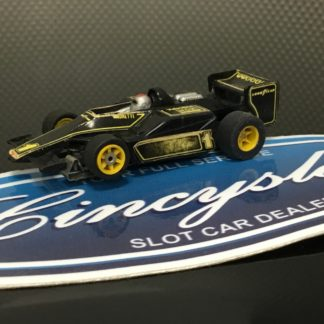 Aurora AFX Andretti Indy F1 HO SLOT CAR. NEW