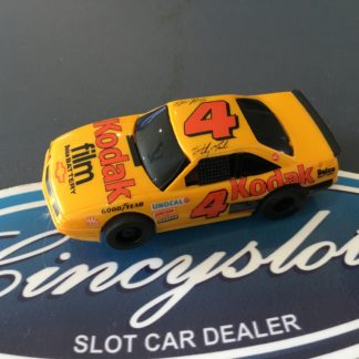 TYCO HO Kodak Nascar Sterling Marlin, Lightly Used.