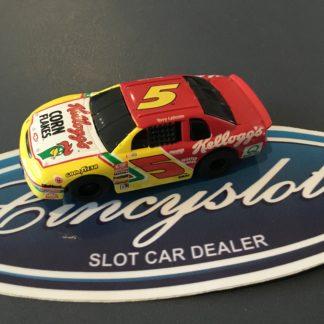 Tyco HO Slot Car #5 Terry Labonte Chevy Monte Carlo Fast Nascar.