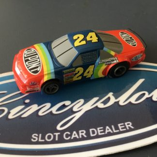 Lifelike HO Nascar NEW Jeff Gordon #24. HO Slot Car.