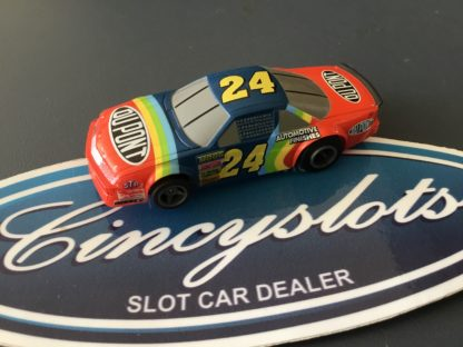 Lifelike HO Nascar NEW Jeff Gordon #24. HO Slot Car.