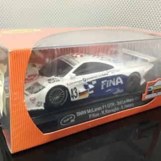Slot.it CA10b McLaren F1 GTR Fina 1/32 Slot Car.