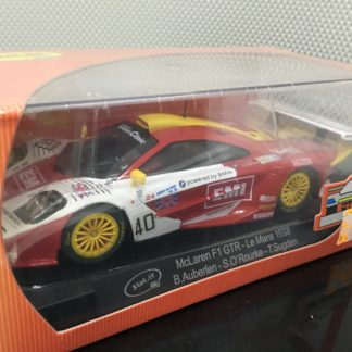 Slot.it CA10e McLaren F1 GTR EMI 1/32 Slot Car.